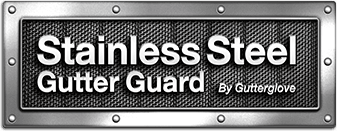 Gutter Guard - Stainless Steel
